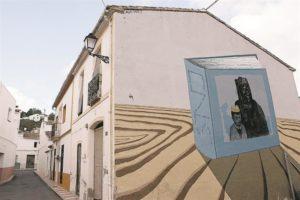 Sztuka na fasadach, Torrevieja