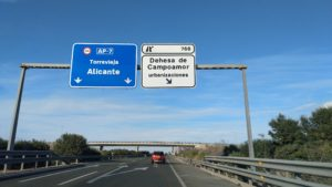 Oszuści na autostradzie AP 7, Torrevieja