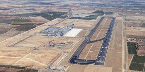 Lotnisko Corvera w Murcii otrzymało imię, Torrevieja