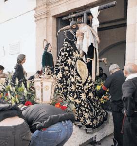 Kościół pielgrzymkowy Ermita de Santa Cruz w Alicante, Torrevieja