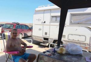 Alicante: Dzicy kamperowicze powrócili, Torrevieja