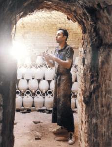 Wypalane dobra, czyli wizyta w fabryce ceramiki w Agost, Torrevieja