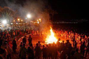 Magiczna noc, Torrevieja