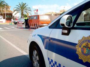 Policja na limicie, Torrevieja