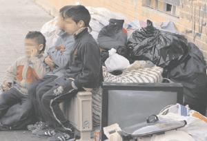 Ubóstwo w regionie Murcia, Torrevieja