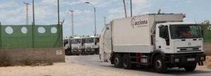 Śmieciarze narzekają na zardzewiałe kontenery, Torrevieja