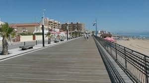 Nowa promenada w La Mata, Torrevieja